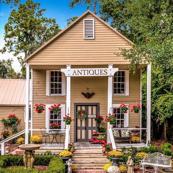 Garden Center and Gift Shop