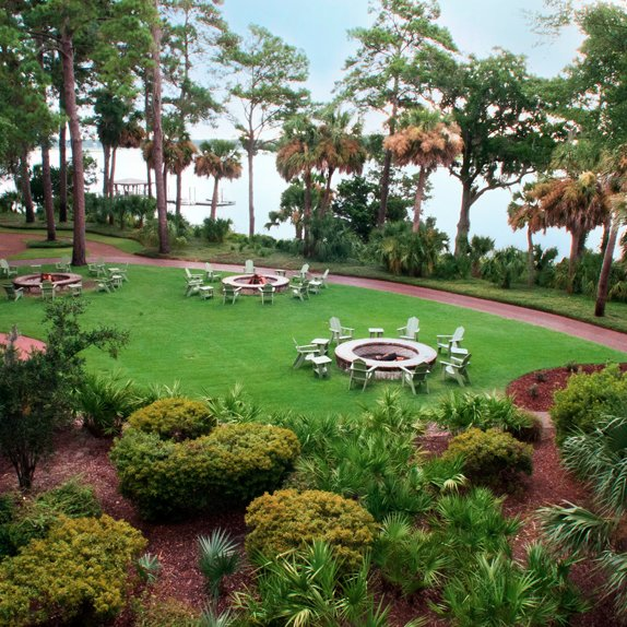 Palmetto Bluff Landscaping